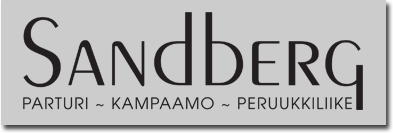 Parturi-Kampaamo-Peruukkiliike Sandberg